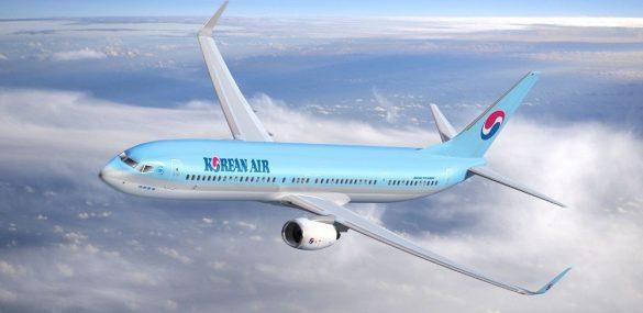 Korean Air возобновляет полеты в Иркутск