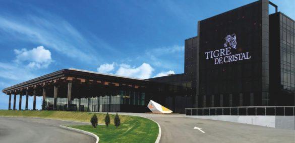 Приморский развлекательный комплекс Tigre de Cristal претендует на звание ведущего курорта России