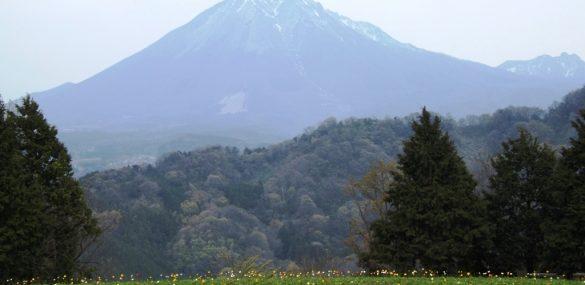 Национальный парк Дайсен признан природным наследием Японии