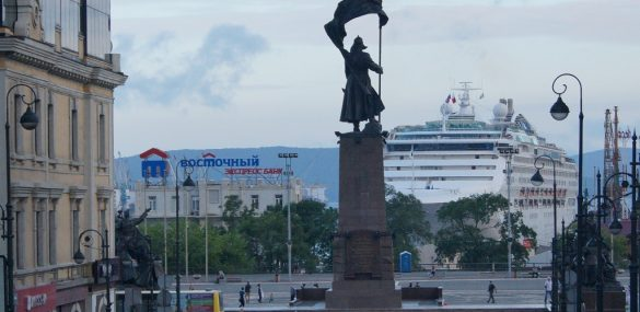 Владивосток закрепляет свои позиции на круизном рынке в АТР