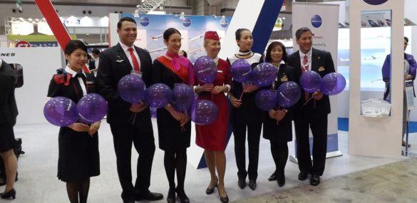 Делегация авиакомпаний и туроператоров стран АТР прибудет во Владивосток