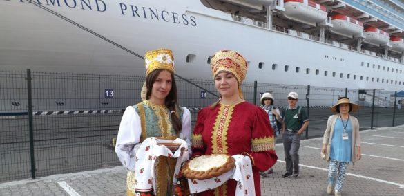 Владивосток уверенно заходит на круизный рынок АТР