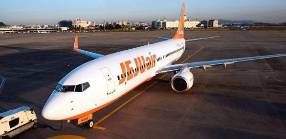 Компания Jeju Air планирует летать во Владивосток