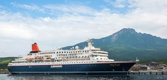 Японский лайнер Nippоn Maru во Владивостоке. Что предложить опытным туристам?