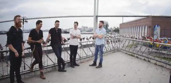 Рок-музыканты США после участия в фестивале V-ROX сделали видеоклип о Владивостоке