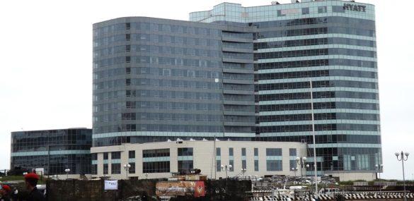 Около 4 млрд. рублей за Хаятт во Владивостоке! Кто больше?