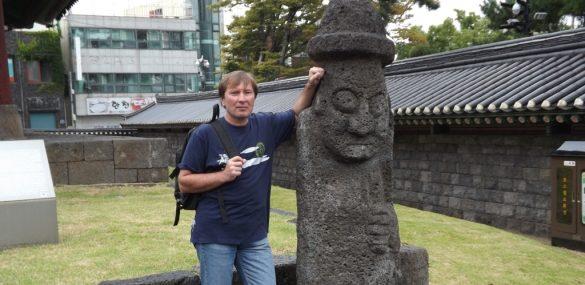 Чартеры из Владивостока встречает корейский остров Чеджу