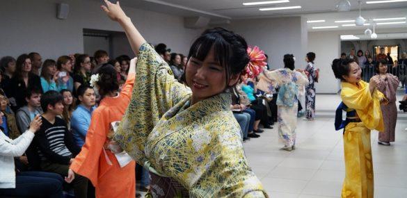 Япония  оригинально отметила юбилейные даты во Владивостоке