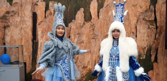 Якутская зима «грянет» во Владивостоке во время ВЭФ