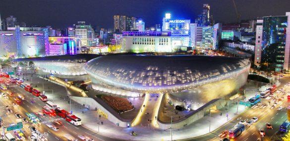 Сеул принимает Всемирный Конгресс Международного Союза Архитекторов