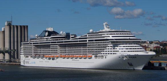 Крупнотоннажные круизные лайнеры смогут зайти в Приморье в следующем году