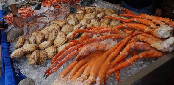 Краб, тайга, ракушки и зимняя рыба – чем удивить гостей Приморья