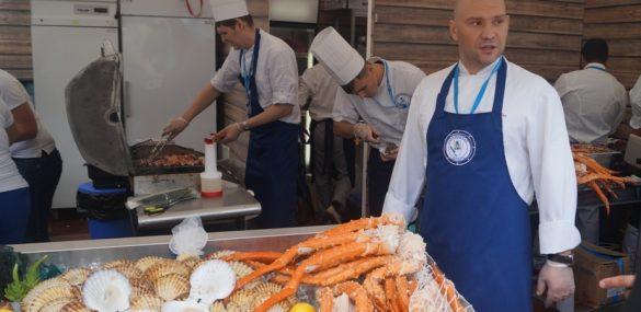 «Вкус на высоте» – сахалинцев и гостей острова побалуют гастрономическими изысками
