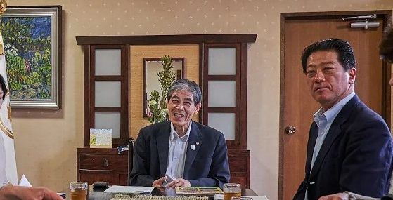 Мэр Мацумото пригласил приморских туристов в город долгожителей