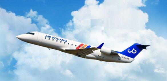 Чартерный рейс может связать Приморье и Южную Корею