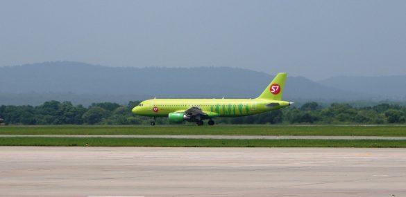 Компания S7 Airlines готовится к выполнению полётов между Новосибирском и Токио