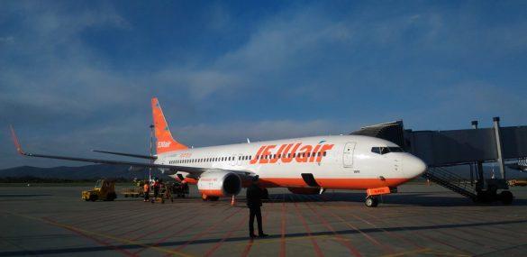 Компания JEJU Аir предлагает авиабилеты с большими скидками