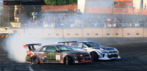 Этап официального чемпионата Японии по дрифту D1 GP впервые пройдет в Приморье