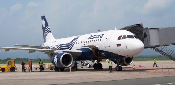 Авиакомпания «Аврора» готова увеличить рейсы в Китай и по странам ЮВА