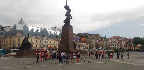 Почти полмиллиона иностранцев посетили Владивосток с начала 2017 года