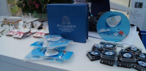 «Горный воздух» на Сахалине принимает I зимние международные игры «Дети Азии»