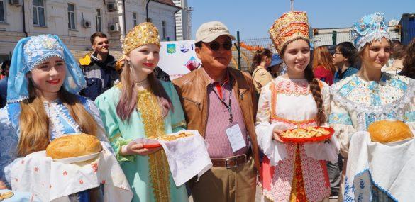 Более 13 тысяч круизных туристов посетили Приморье с начала 2017 года