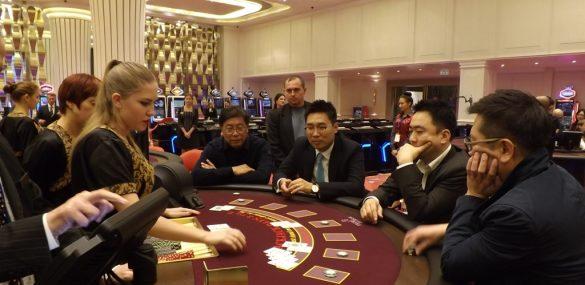 Развлекательный комплекс Tigre de Cristal стал участником программы China Friendly
