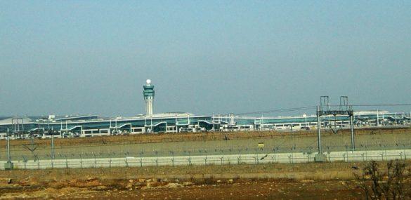 Аэропорт Инчхон открывает новый пассажирский терминал