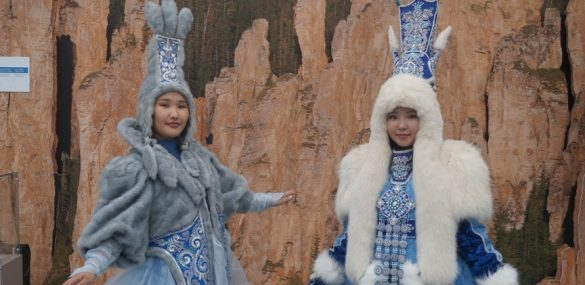 Зимний фестиваль Якутии среди лучших в России