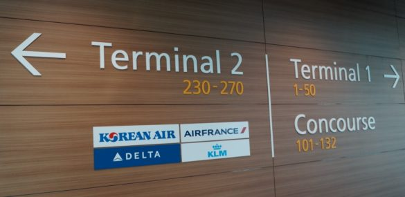 Korean Air переводит рейсы в новый Терминал международного аэропорта Сеула Инчхон
