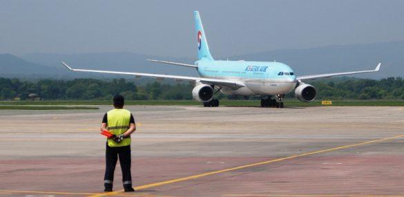 Korean Air запускает программу скидок во Владивостоке