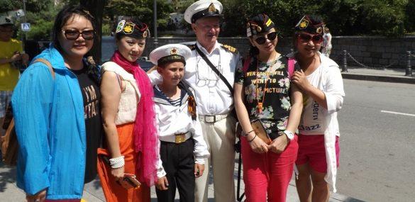Более 200 тысяч туристов из КНР посетили Приморье без виз в составе групп
