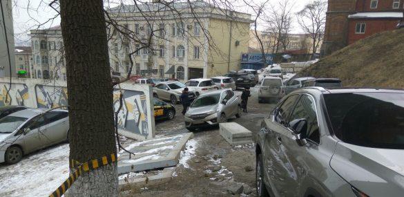 Есть шанс изменить улицу Владивостока, за которую стыдно перед туристами