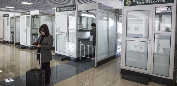 Более 33 тысяч иностранцев въехало в Приморье по электронным визам