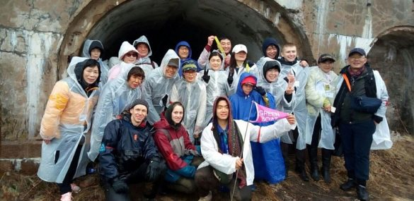 Пассажиры Costa NeoRomantica совершили во Владивостоке путешествие по п-ву Тобизина