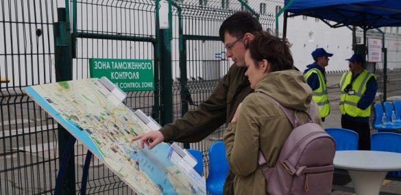 Почти 33 тысячи иностранцев посетили Приморье по электронной визе