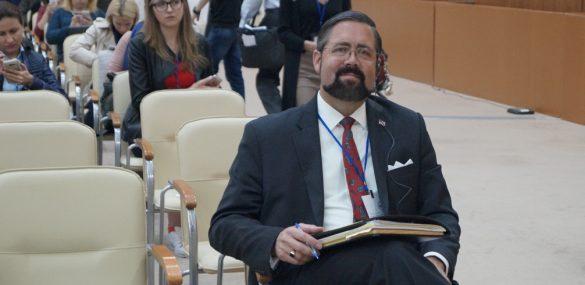 Генконсул США во Владивостоке Майкл Кийс: разногласия между странами не должны влиять на туризм
