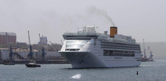 Находке пообещали судозаходы круизных лайнеров