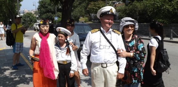 В Приморье посчитали иностранных туристов