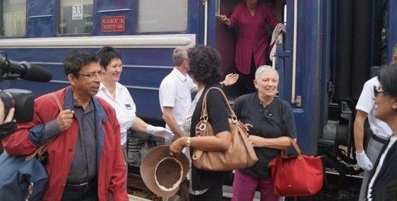 Туристы с «Императорской России» стали чаще задерживаться во Владивостоке