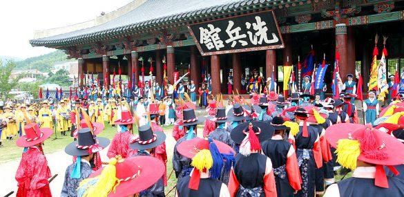 Приморцам, отправившимся в Корею, стоит увидеть «Великую победу у острова Хансан»