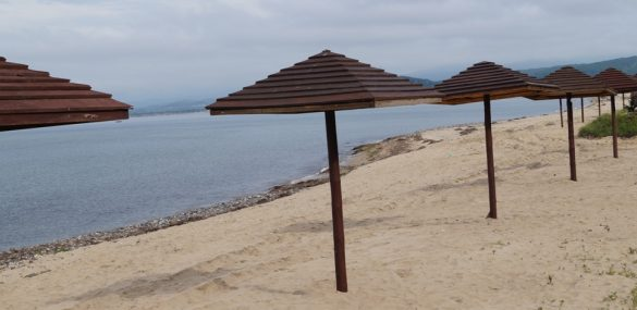 Отдых в Приморье или как отличить «веревочников» от честных арендаторов пляжей
