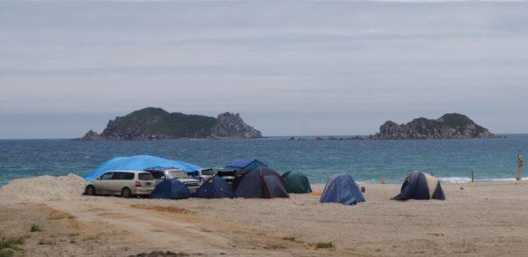 Полсотни пляжей Приморья к услугам отдыхающих
