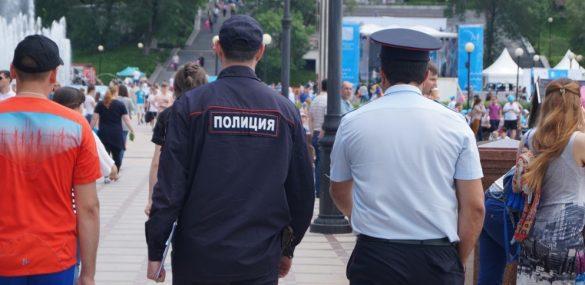 Во Владивостоке полиция задержала любителей поживиться за счет отдыхающих