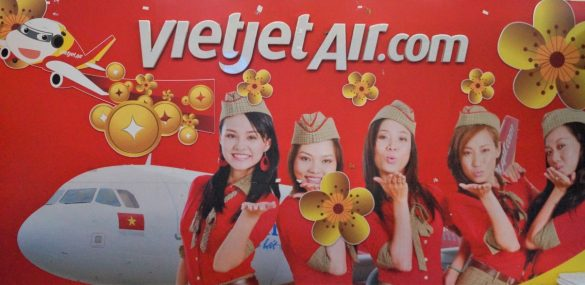 Авиакомпания Vietjet провела кастинг бортпроводников во Владивостоке