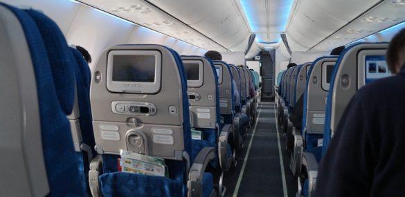 Приморцев на рейсах Аэрофлота не только накормят, но и бесплатно напоят
