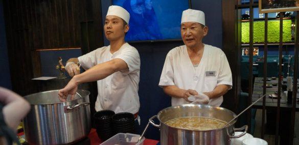 Во Владивостоке праздник для любителей японской кухни создадут обычные лапша, курица и рис