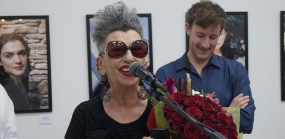 Выставка работ Хенни Гарфанкел – дорога между Владивостоком и Голливудом