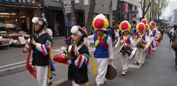 Фестивали в Южной Корее сделают отдых более ярким