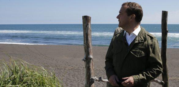 Дмитрий Медведев: нужно использовать туристический потенциал ДФО